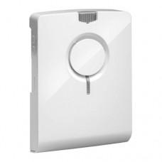 Sonnette SD-Card programmable à son HiFi, blanche