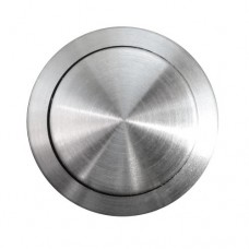 3 boutons poussoir, surface plane, IP54, 24V
