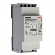 Transformateur avec voltages multiples